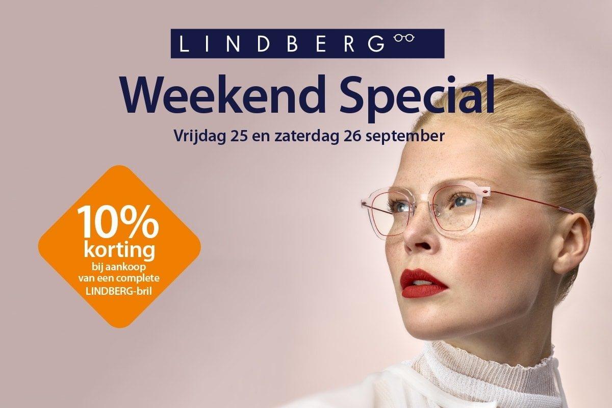 LINDBERG weekend special